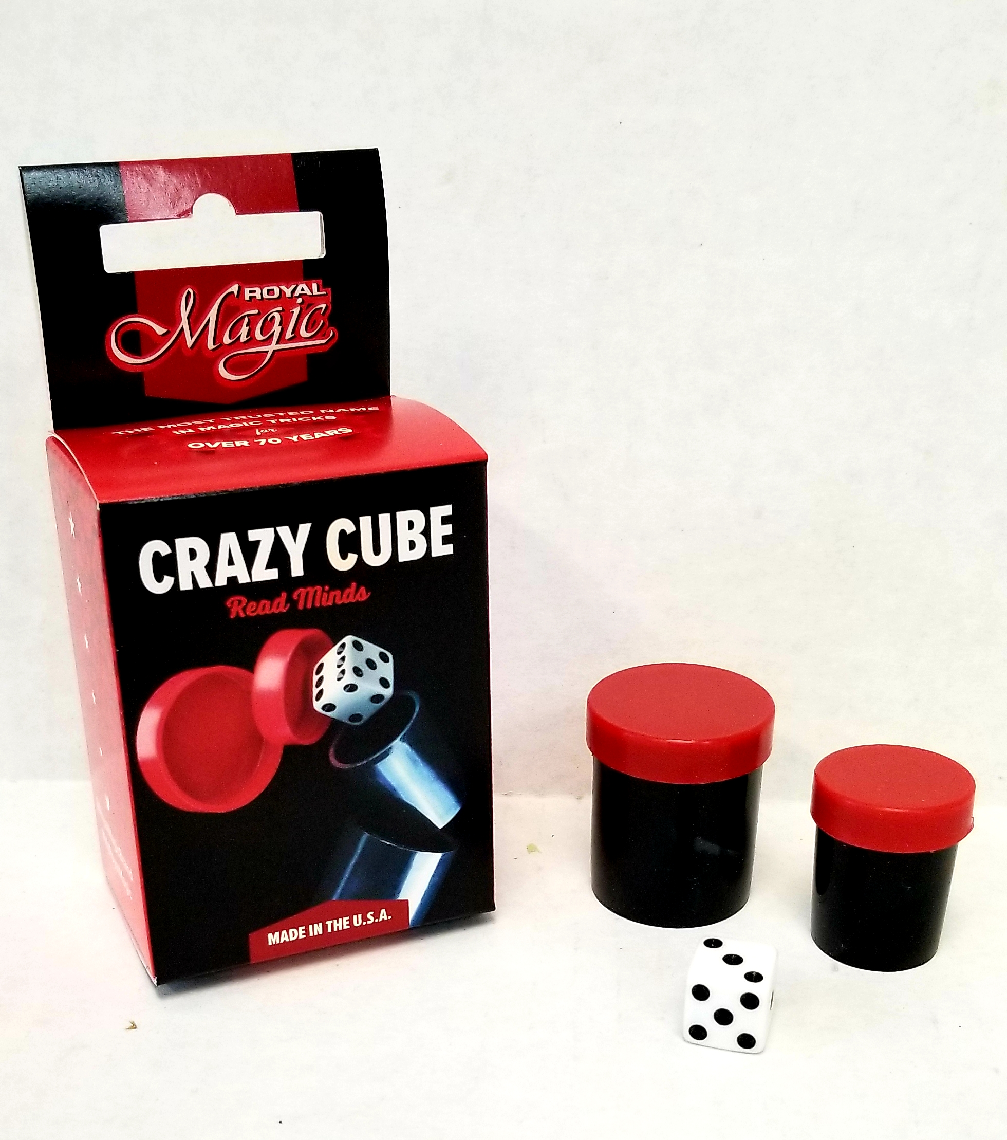 Royal Crazy Cube (R)