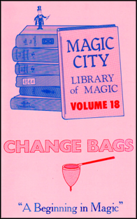 Change Bag Book #18