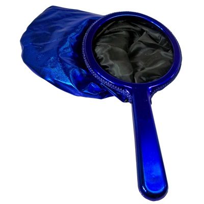 Change Bag - Chrome Handle - Blue (Bazar de Magia)