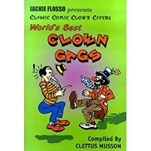 Clown Gags Book