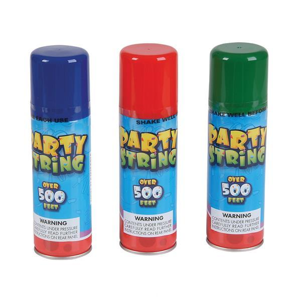 Crazy Party String Spray Can