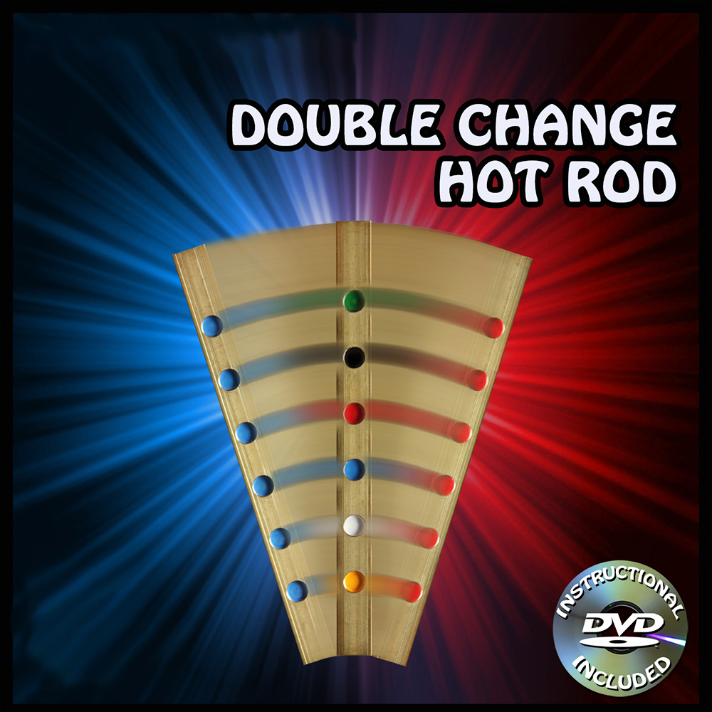 Double Change Brass Hot Rod with DVD