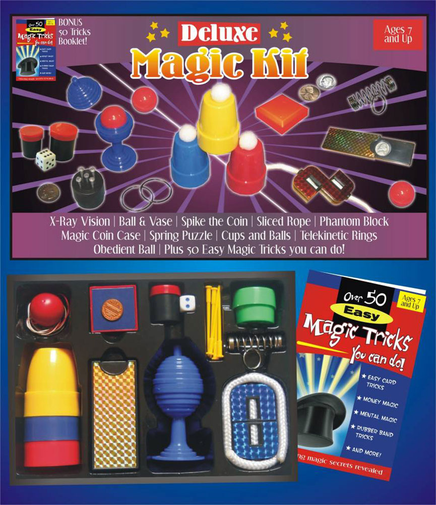 Deluxe Magic Kit
