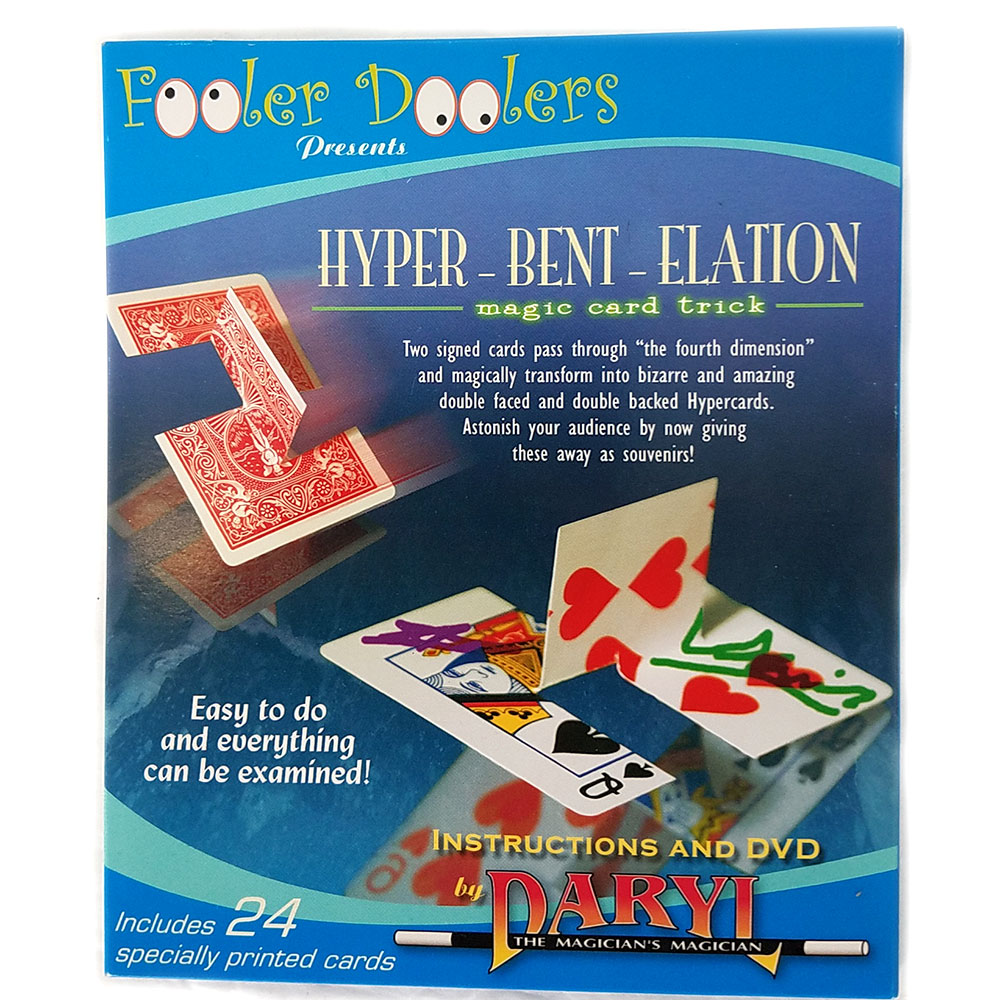 Daryl Hyper Bent Elation Trick with DVD