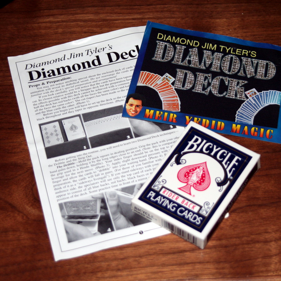 Diamond Deck - Diamond Jim Tyler