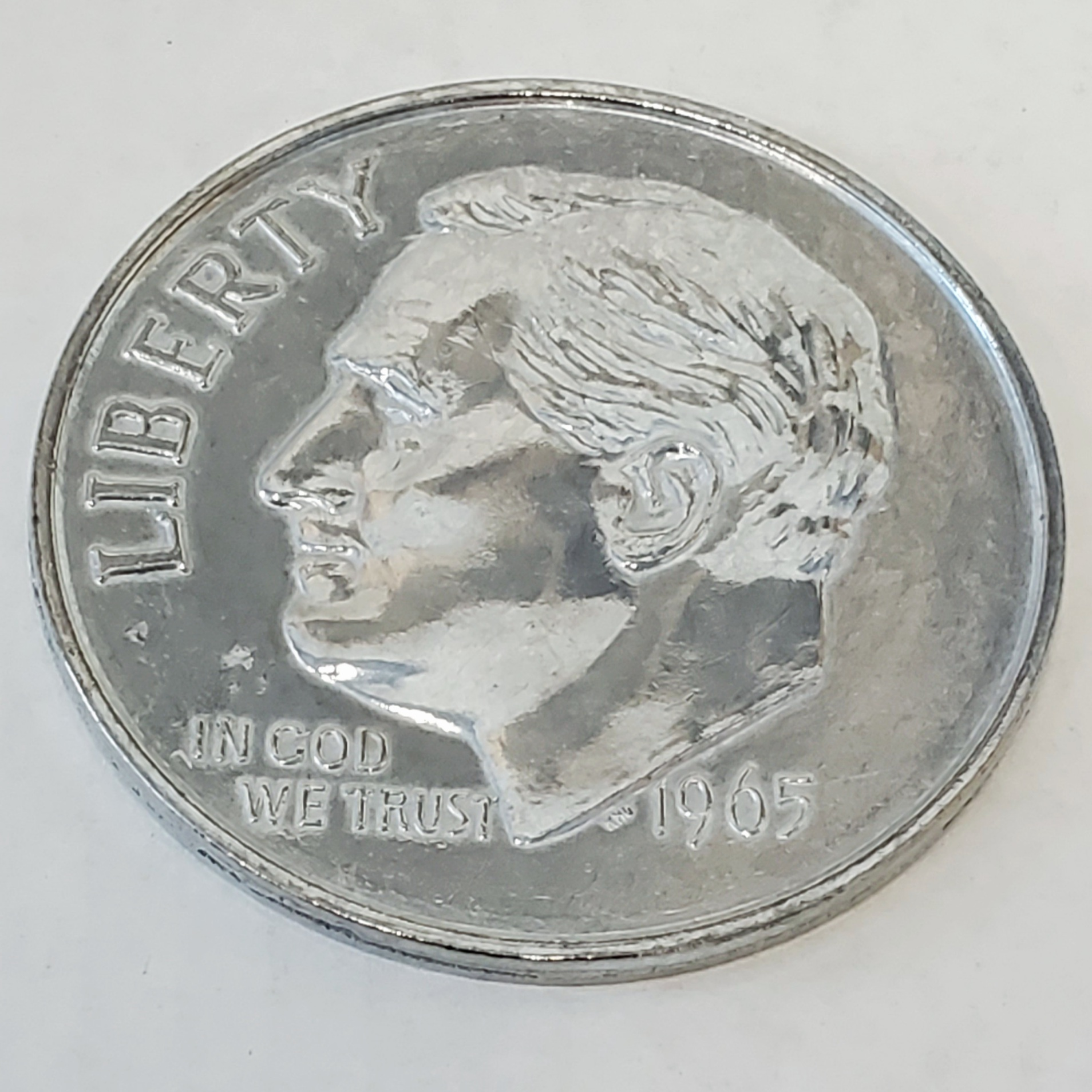 Jumbo Coins - Roosevelt Dime