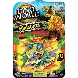 Dino World Miniatures