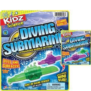Kidz Science Diving Submarine
