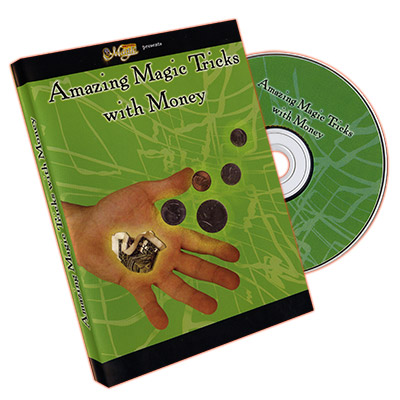 Amazing Tricks with Money DVD