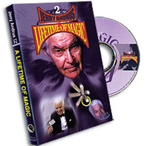 A Lifetime of Magic - Jerry Andrus #2 DVD