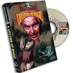 A Lifetime of Magic - Jerry Andrus #3 DVD