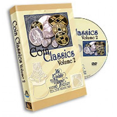 Greater Magic Video Library - Coin Classics - Vol. 2