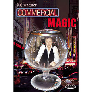 Commercial Magic with J.C. Wagner DVD