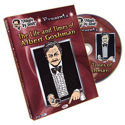 The Life and Times of Albert Goshman DVD