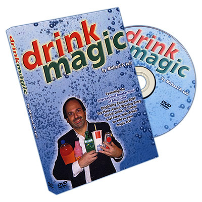 Drink Magic by Michael Lair DVD