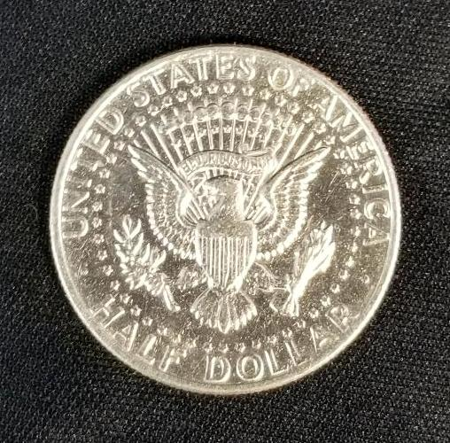 Double Sided Coins - Half Dollar - Tails (E-Z)