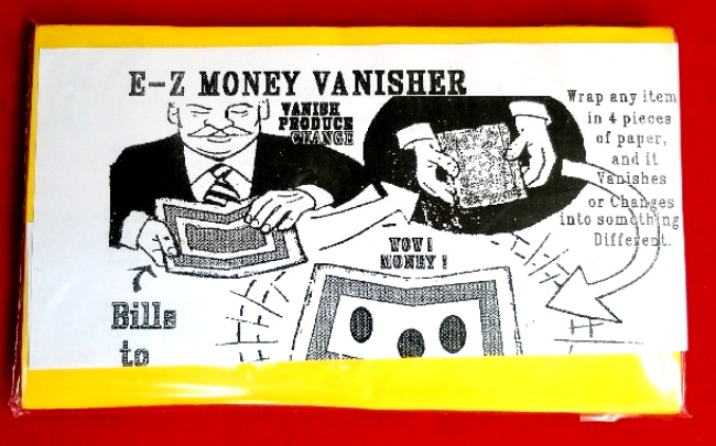E-Z Money Vanisher (FT)