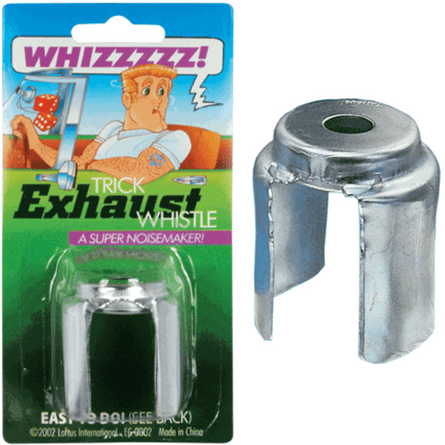 Exhaust Whistle - Pack of 12