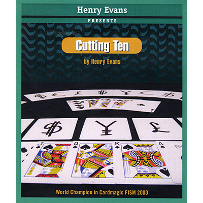 Cutting Ten by H. Evans