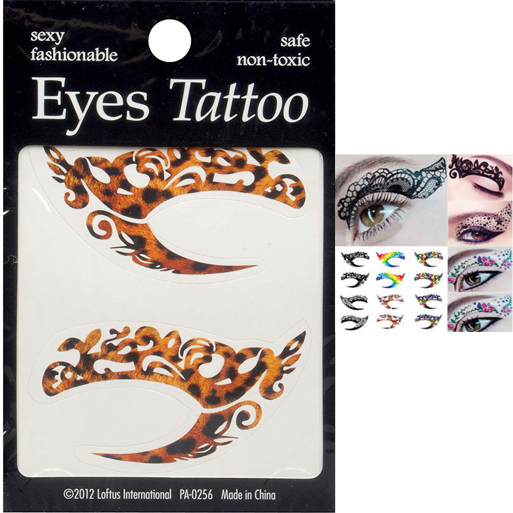 Eyes Tattoo - Assorted