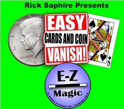 Easy Cards and Coin Vanish