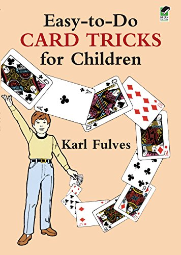 Easy to Do Card Tricks for Children by K. Fulves