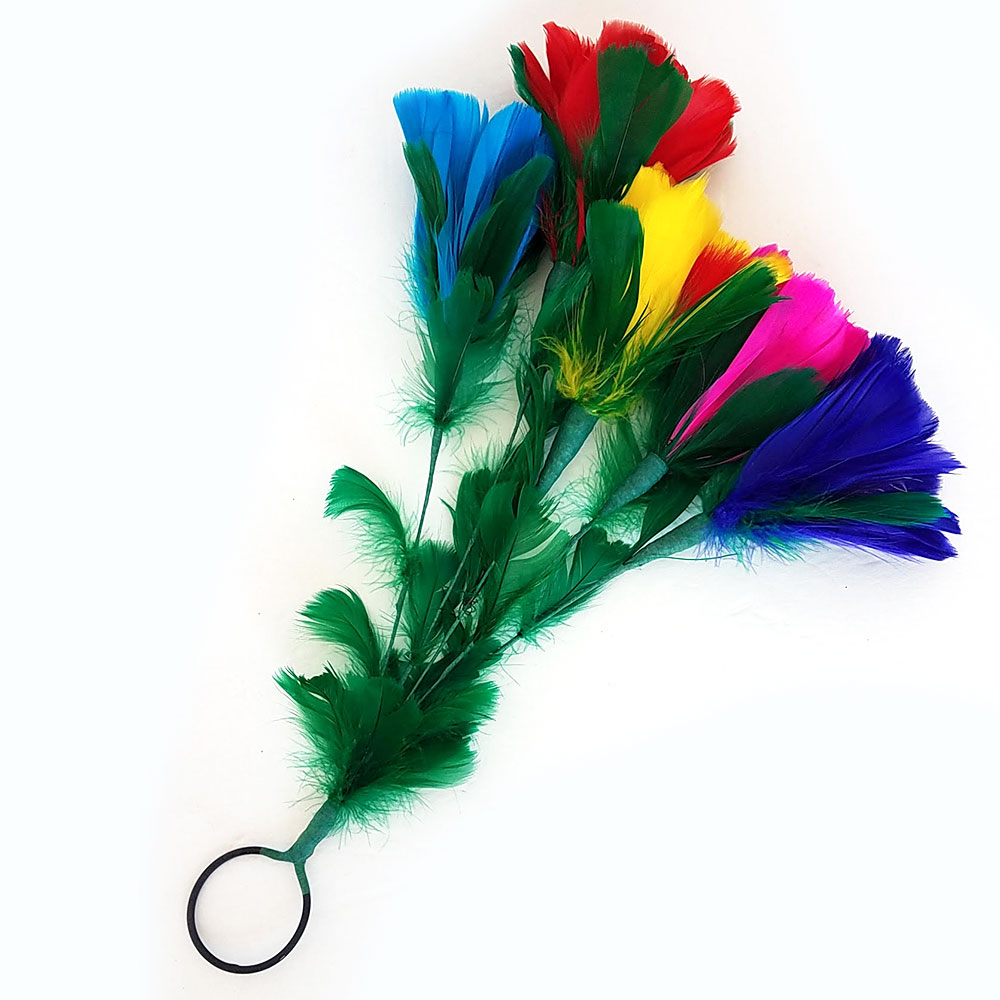 Feather Bouquet #29 - 15""
