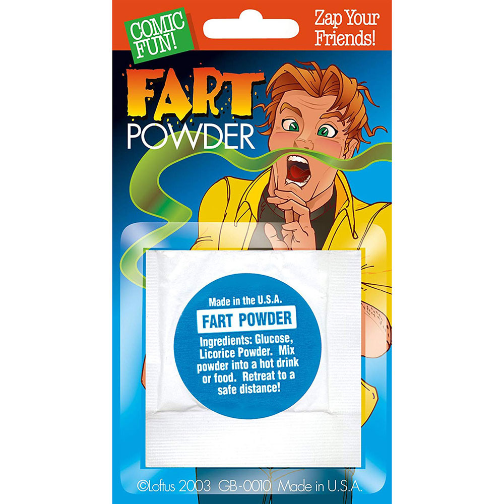Fart Powder - Pack of 12