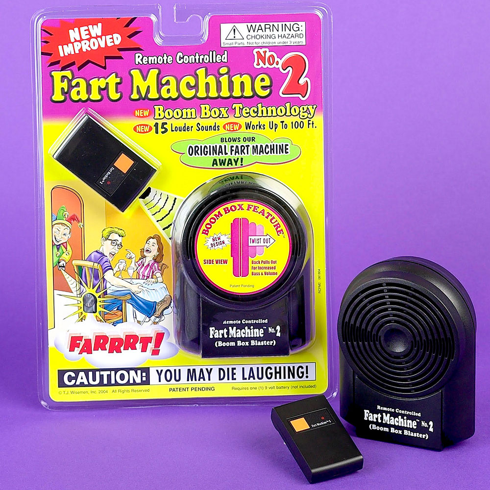 Fart Machine #2 with Remote Control