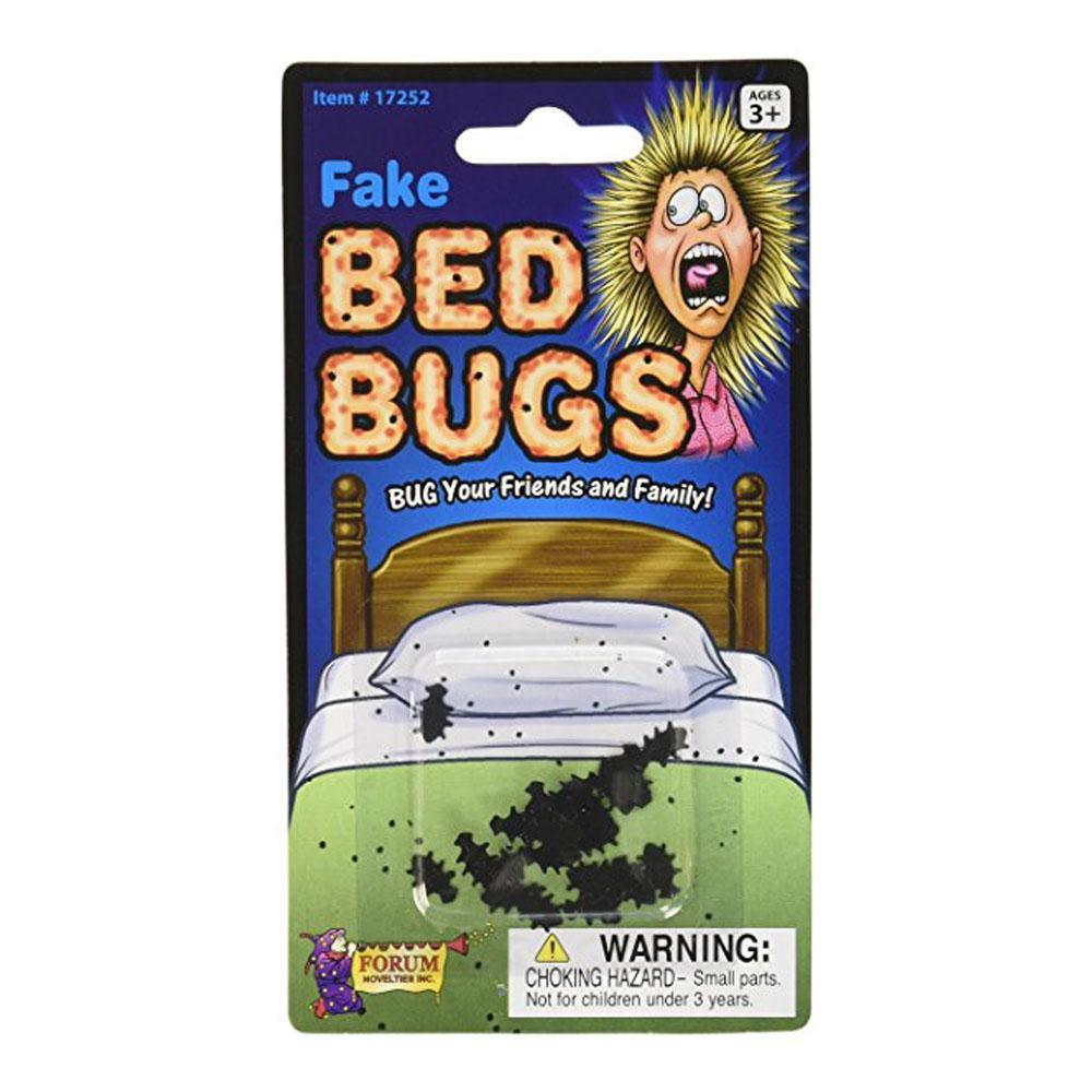 Fake Bed Bugs - Pack of 12