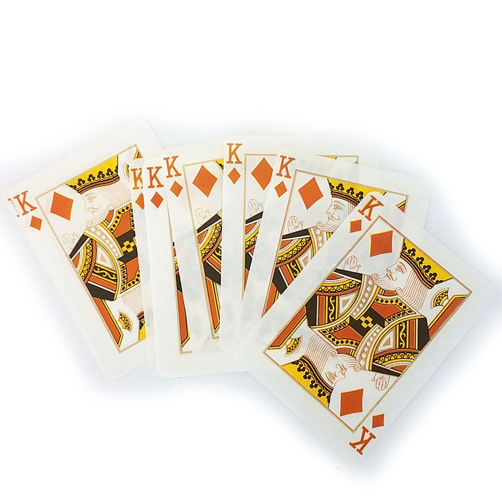 Flash Poker Card (Ten Pack)