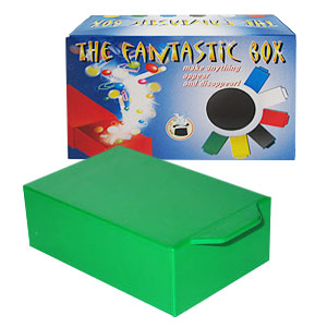Fantastic Box Green