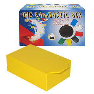 Fantastic Box Yellow