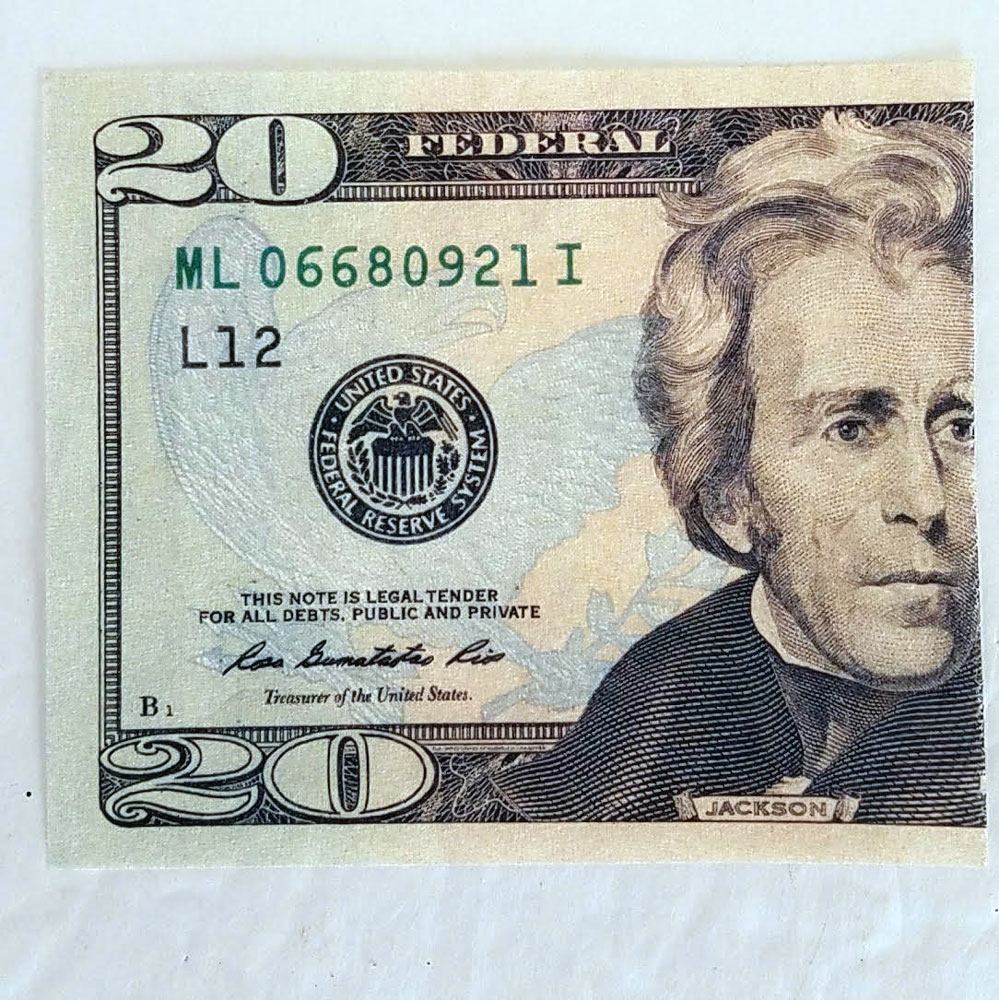 Flash Dollar Bills - US $20 - Pack of 10