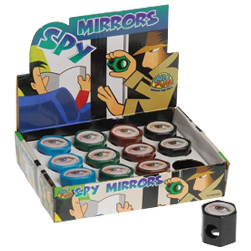 Spy Mirror Scopes - Display of 12
