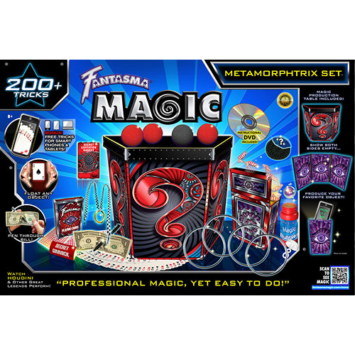 Fantasma Metamorphtrix Magic Show - 200 Tricks Magic Kit