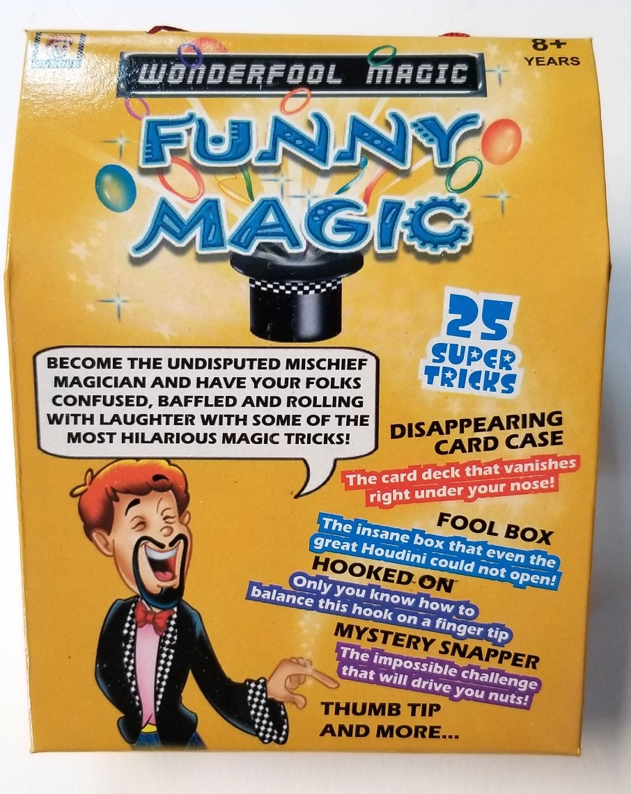 Funny Magic Kit (Wonder)