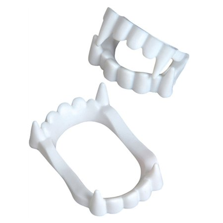 Goofy Vampire Teeth - Pack of 144
