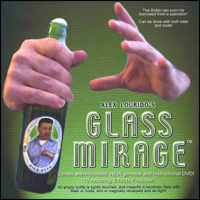 Glass Mirage by Alex Lourido