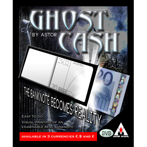 Ghost Cash - $, € or £ (Astor)