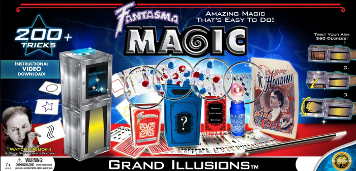 Fantasma Grand Illusions Magic Set