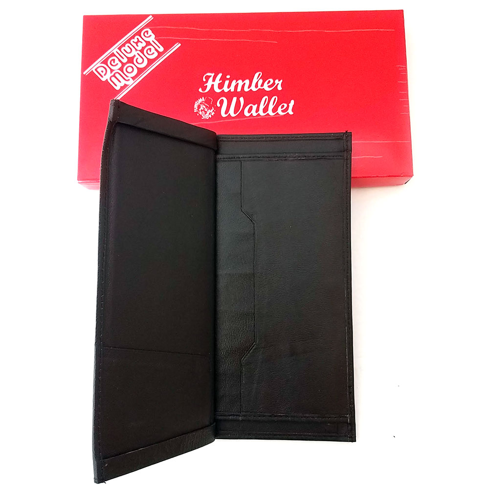 Himber Wallet Real Leather Deluxe (FT)