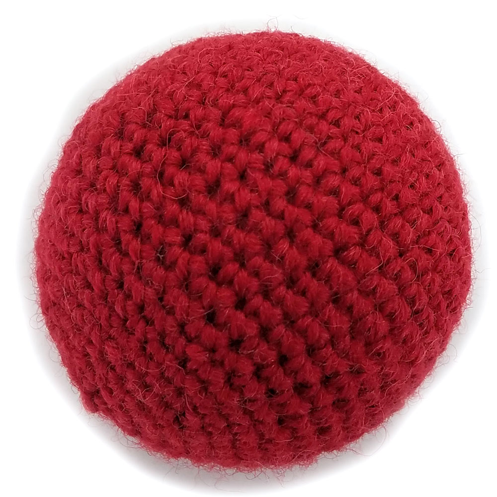 Handknit Chop Cup Balls (MMC) - Single 2""