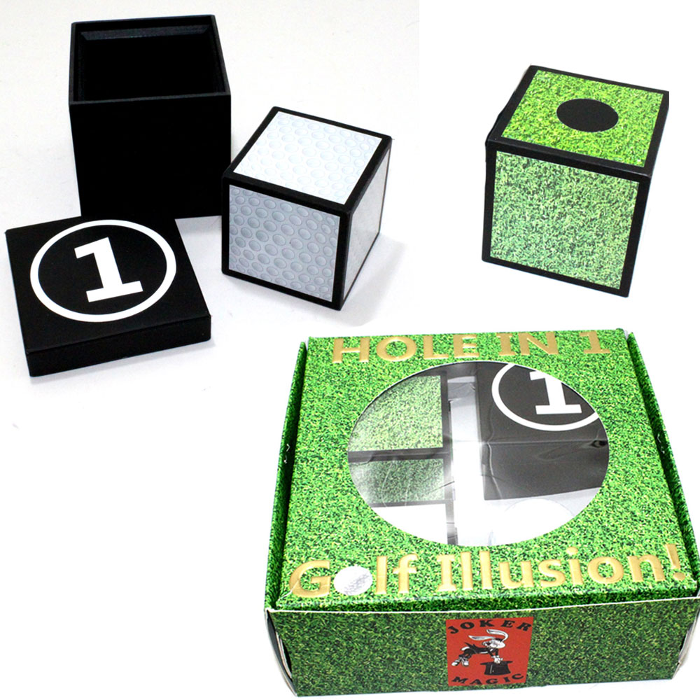 Hole in One Golf Illusion (Joker Magic)