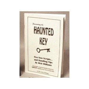Haunted Key Booklet (Royal)