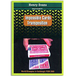 Impossible Cards Transposition (Evans)