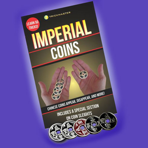 Imperial Coins with Booklet (TM)