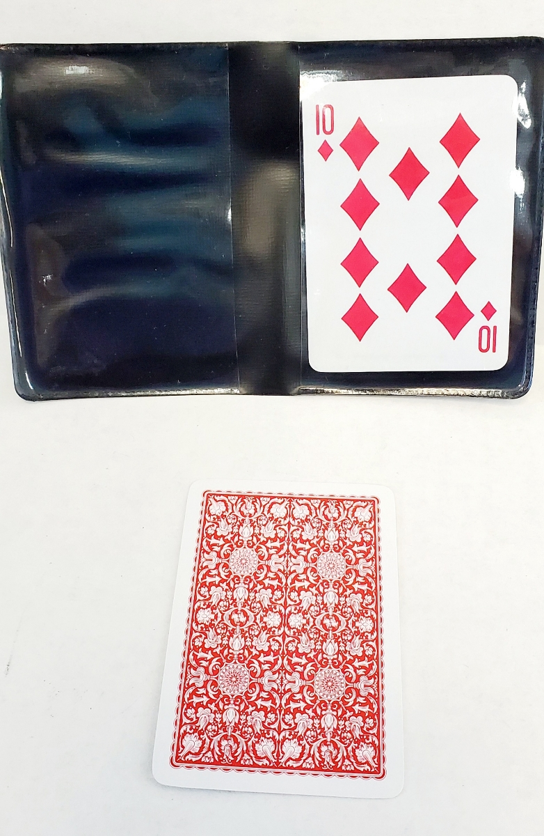 Two Card Monte Poker - Import - Single