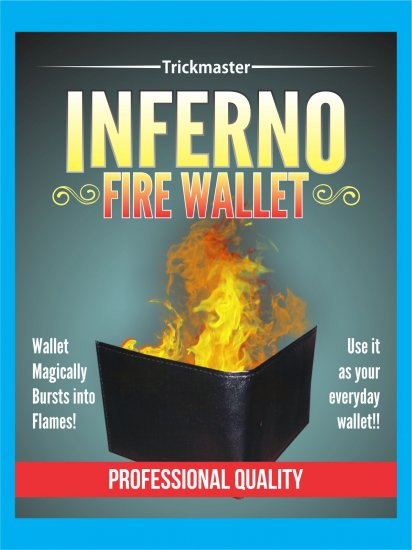 Inferno Fire Wallet (TM)