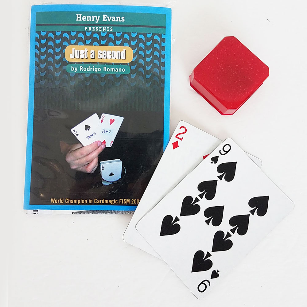 Just a Second Card Trick (Henry Evans)